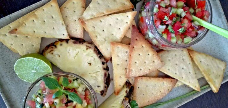 RIBIZLIN PRVI ROĐENDAN i dva recepta za sveže letnje SALSE
