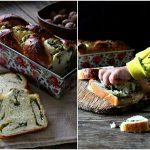 Slana ŠTRUDLA sa sirom i zeljem