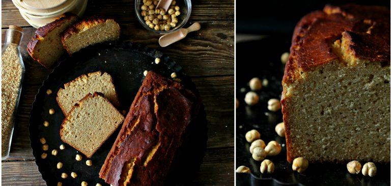 HLEB od brašna LEBLEBIJE i tahinija – HUMMUS HLEB