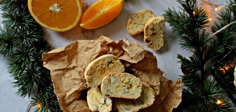 CANTUCCINI – italijanski biskvit keksi sa bademom
