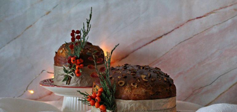 PANETTONE – italijanski božićni slatki hleb