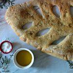 FOUGASSE – provansalski tanki hleb