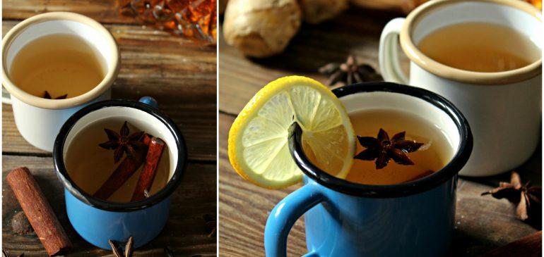 HOT TODDY – čaj od đumbira i anisa sa šljivovicom