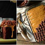 Čokoladni RUPIČASTI KOLAČ sa kondenzovanim mlekom – POKE CAKE