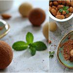 MARCIPAN Truffles – bez šećera i bez belanaca