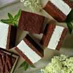 KINDER MILK šnite – (kinder milk slice)