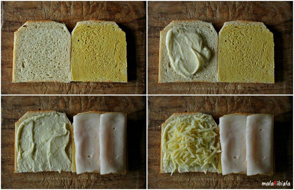 francuski sendvic